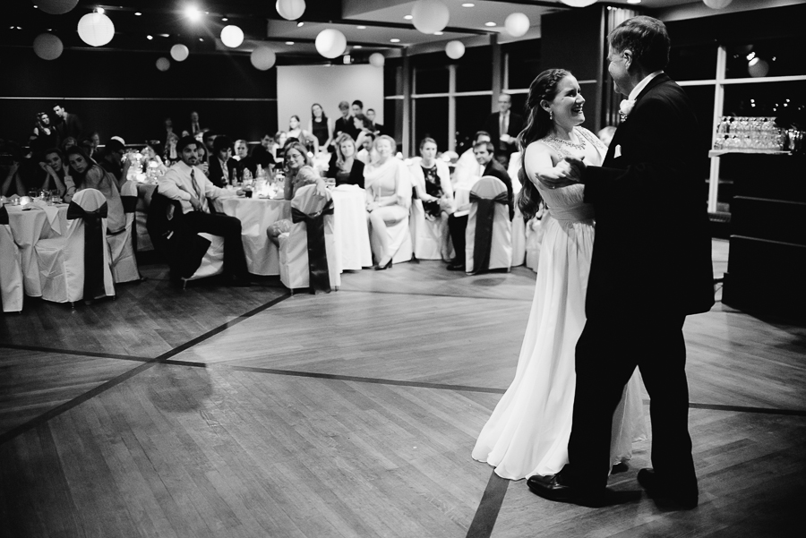 Mount Seymour Golf and Country Club wedding photo