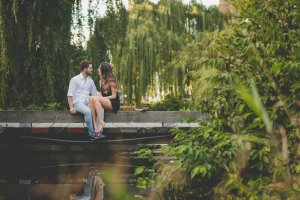 Granville Island Engagement | Vancouver Engagement Photographer