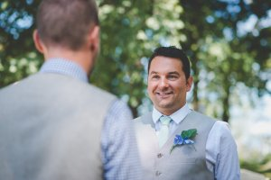 Kits Beach Elopement | Vancouver LGBTQ Wedding Photographer