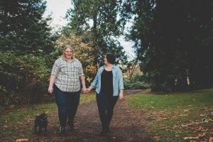 Queen Elizabeth Park Engagement | Vancouver LGBTQ Wedding Photographer