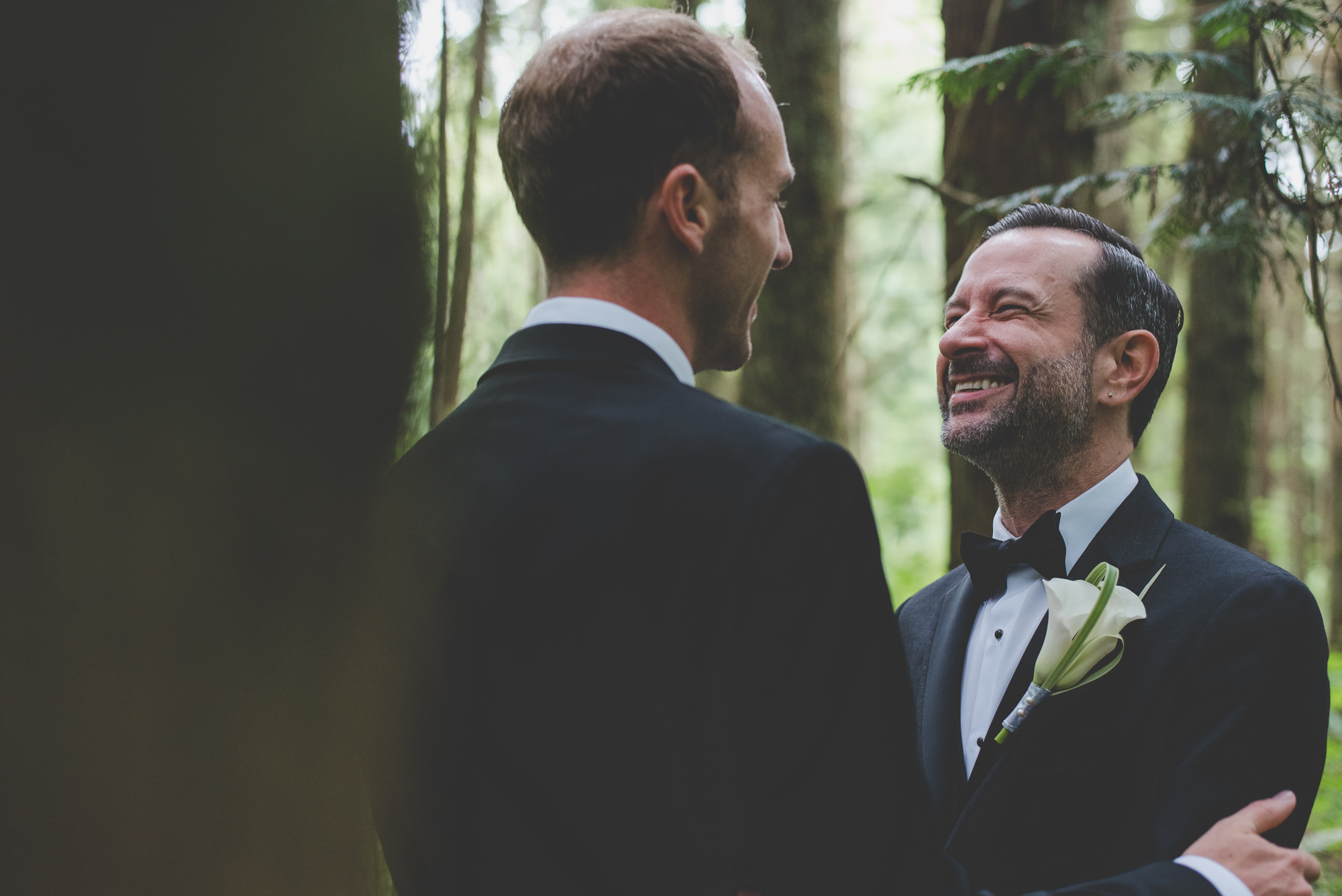 Magic Charm Yacht Wedding | Vancouver Gay Wedding Photographer