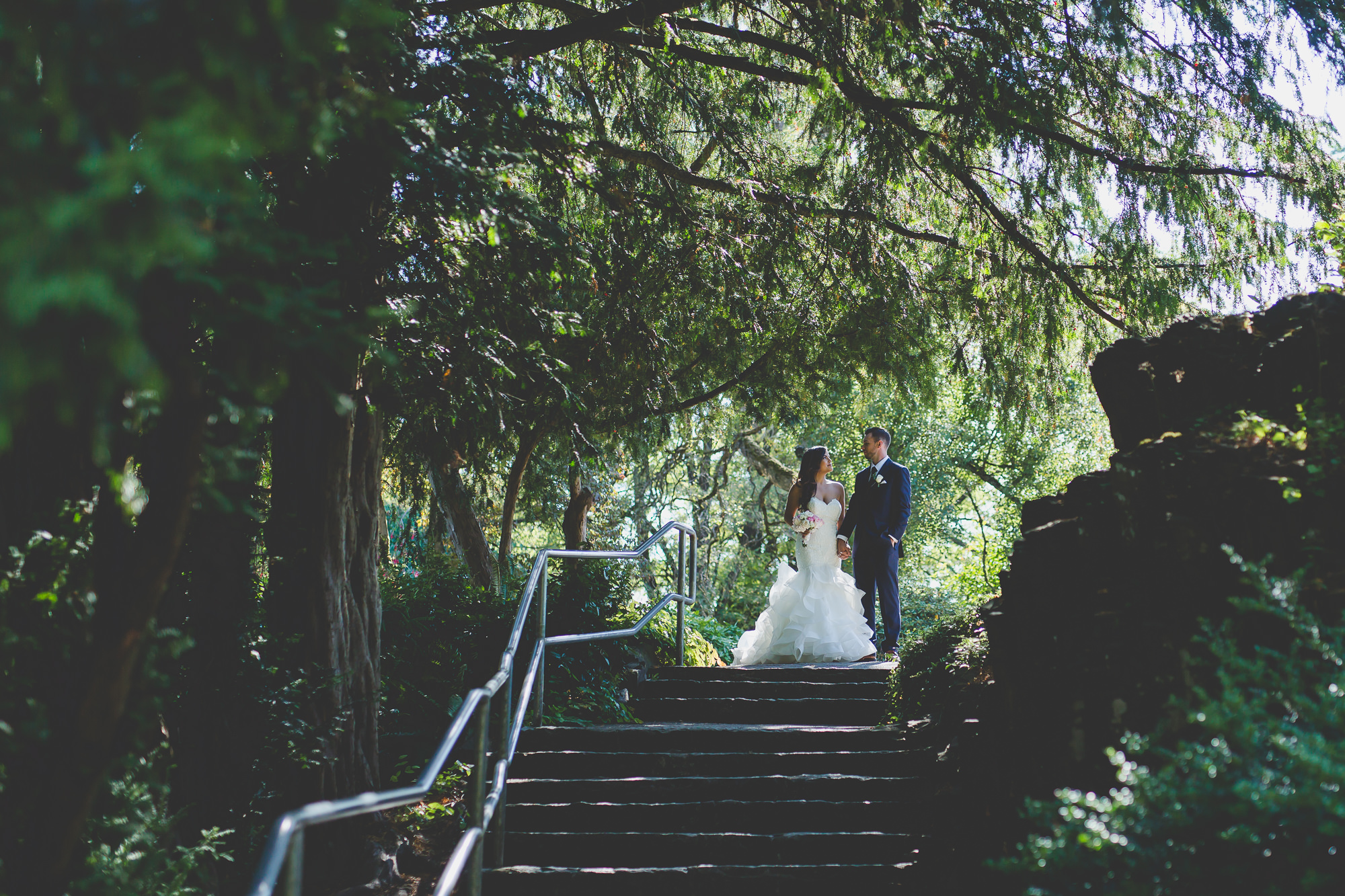 Celebration Pavilion Wedding | Vancouver Wedding Photographer