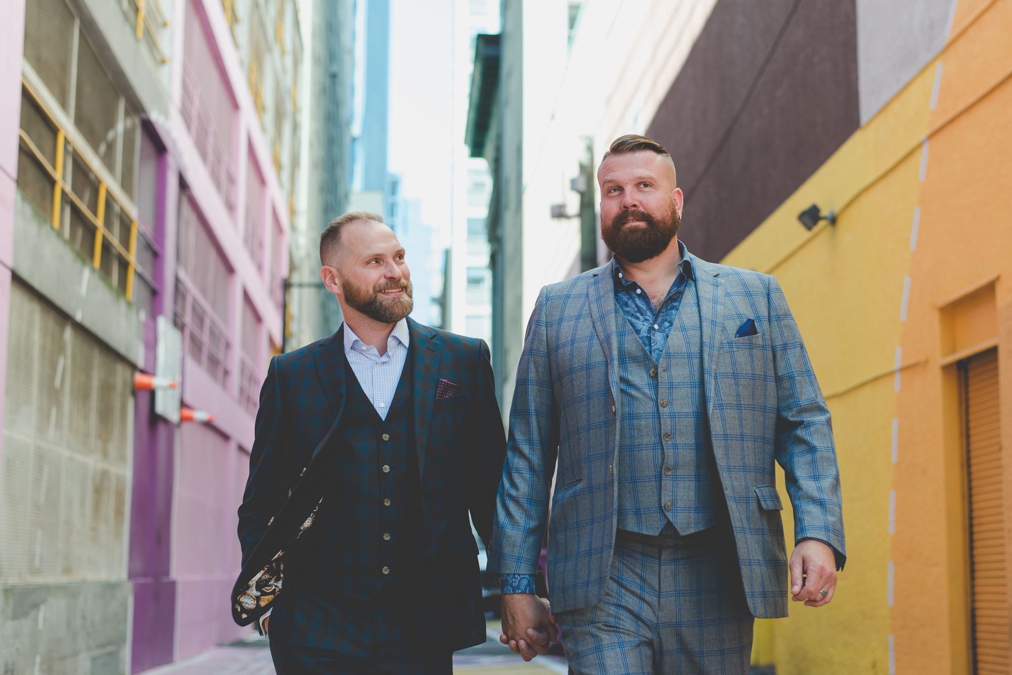 PAL Studio Theatre Wedding | Vancouver Gay Wedding Photographer