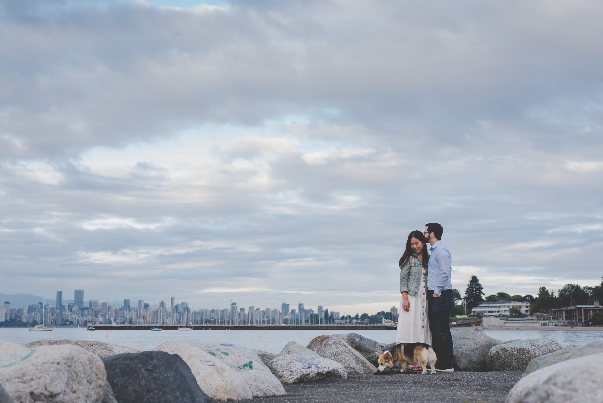 Jericho Beach Engagement | Vancouver Wedding Photographer