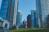 Downtown Vancouver Engagement | Vancouver Wedding Photographer