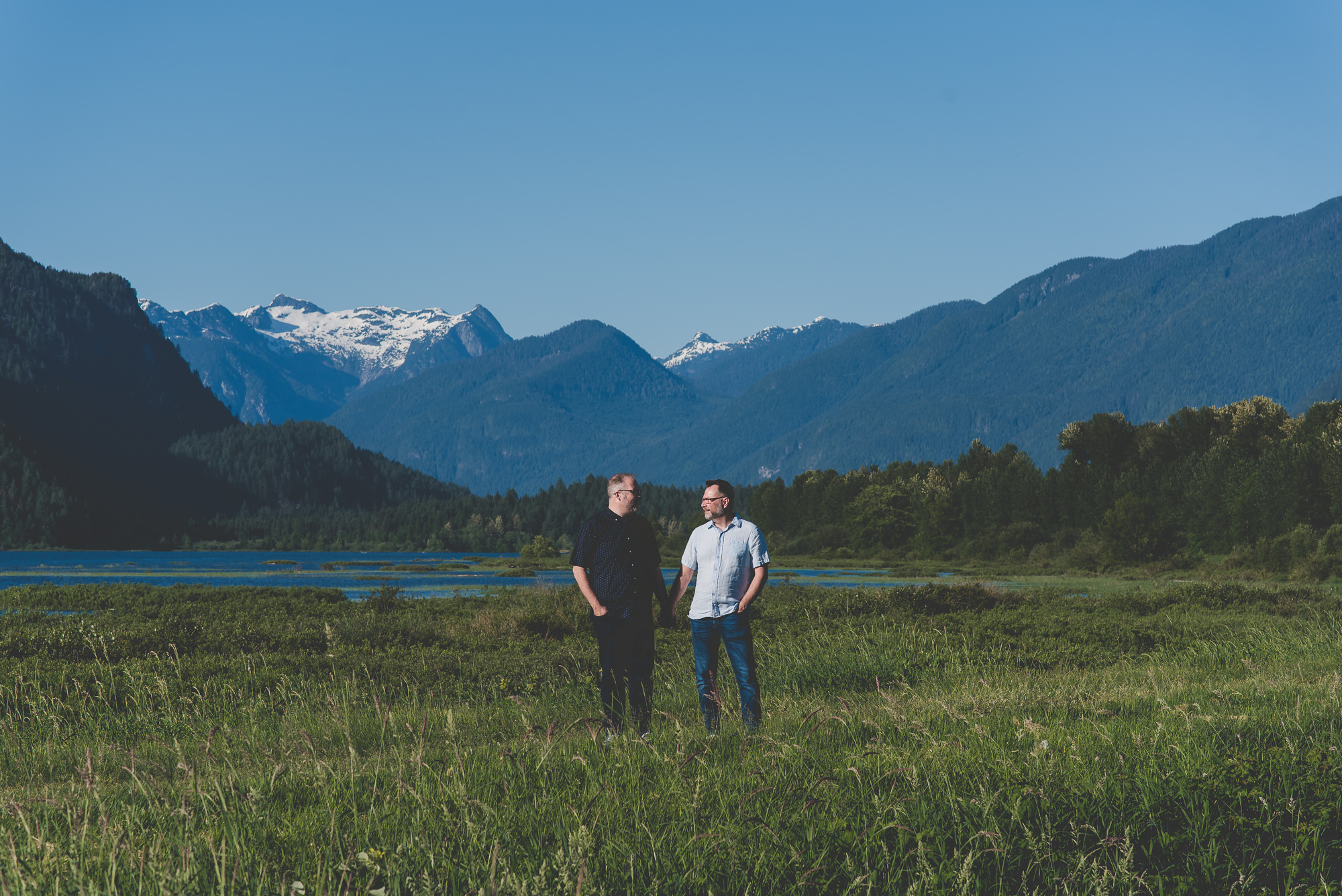 Pitt Lake Engagement | Pitt Meadows Gay Wedding Photographer