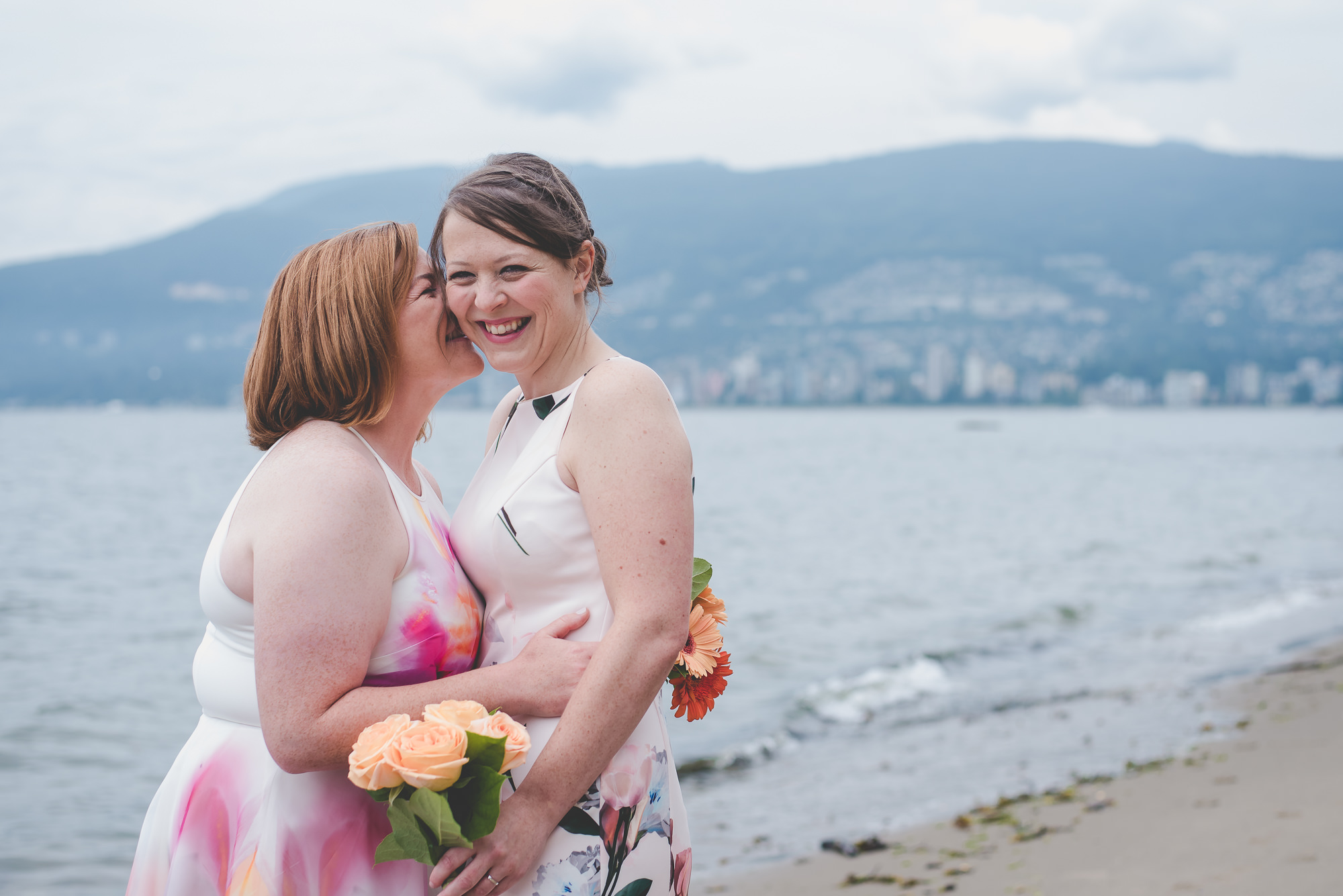Third Beach Elopement | Vancouver LGBTQ Elopement Photographer
