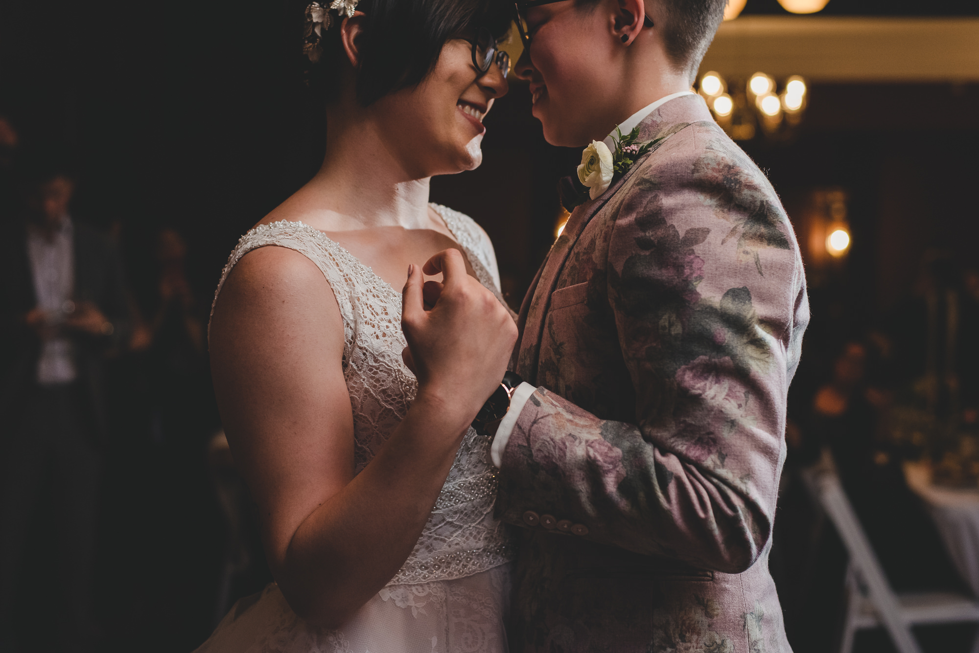 Aberthau Mansion Wedding | Vancouver LGBTQ Wedding Photographer