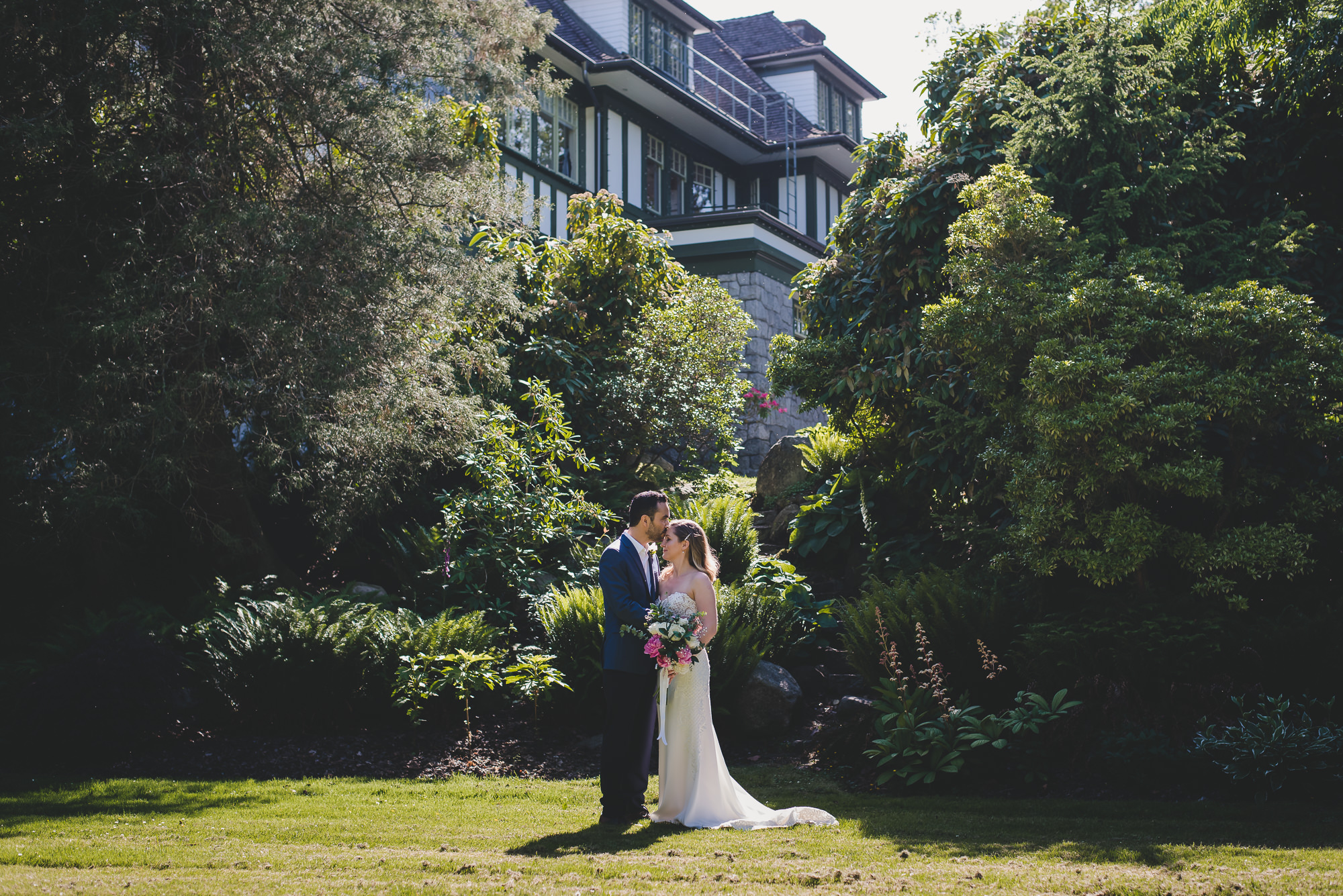 West Point Grey Community Centre Wedding | Vancouver Wedding Photographer