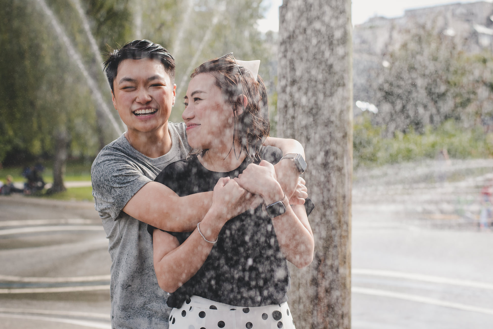 Granville Island Engagement | Vancouver LGBTQ Wedding Photographer