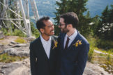 Grouse Mountain Wedding | North Vancouver Gay Wedding Photographer