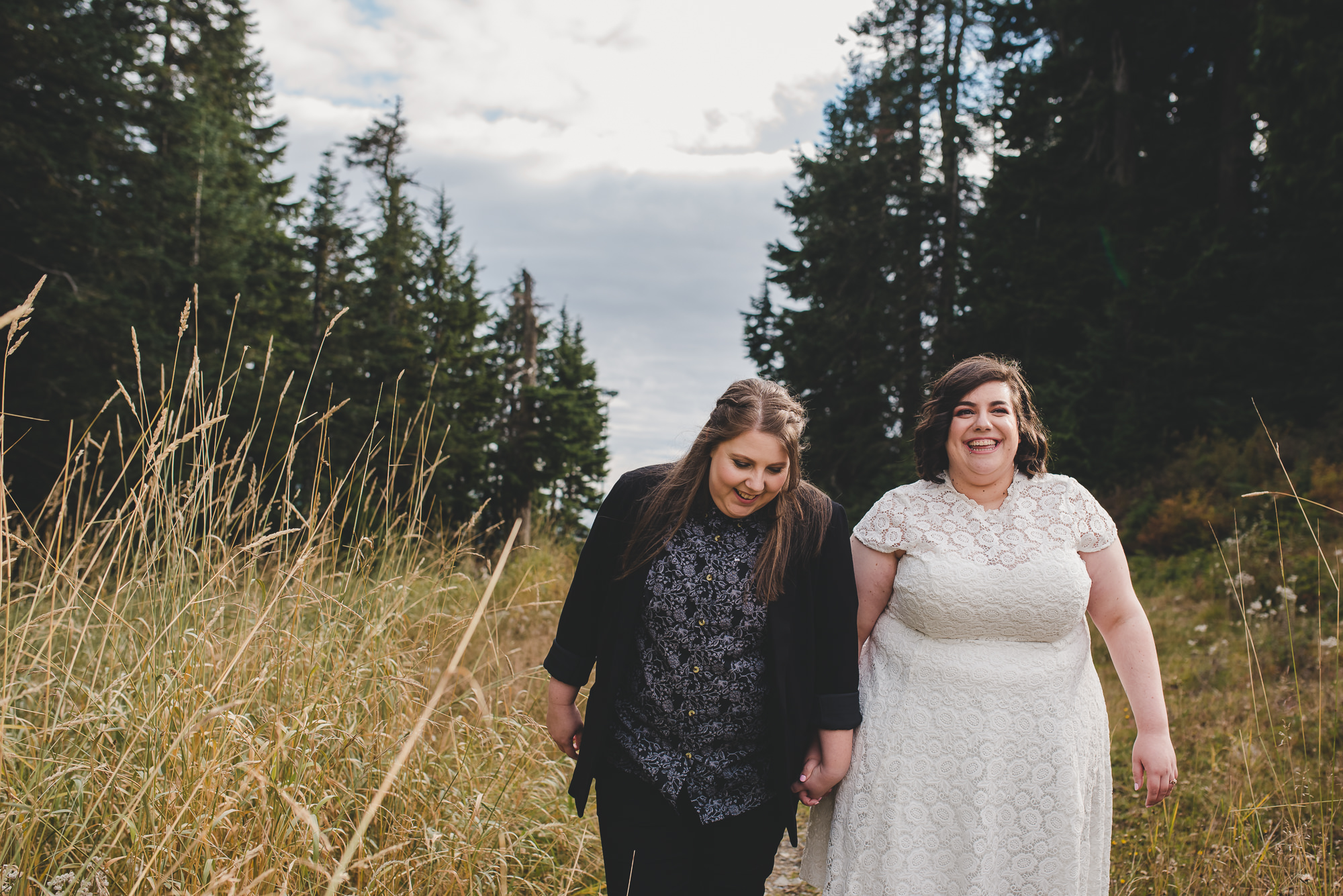 Peak of Vancouver Wedding | Vancouver LGBTQ Wedding Photographer